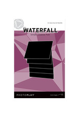 Photoplay PP 4x6 Black Waterfall Manual (15 pcs)