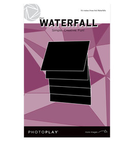 Photoplay PP 4x6 Black Waterfall Manual (15 pcs)