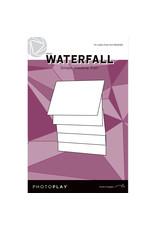 Photoplay PP 4x6 White Waterfall Manual (15 pcs)