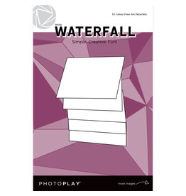 Photoplay PP 4x6 White Waterfall Manual (15 pcs)