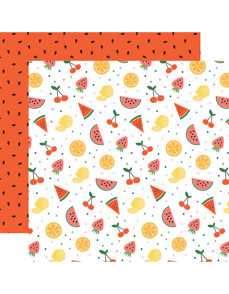Echo Park EP Paper Summertime: Fruit