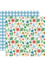 Echo Park EP Paper Summertime: Summer Floral