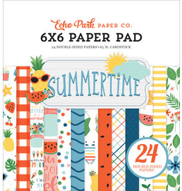 Echo Park EP Summertime 6x6 Paper Pad