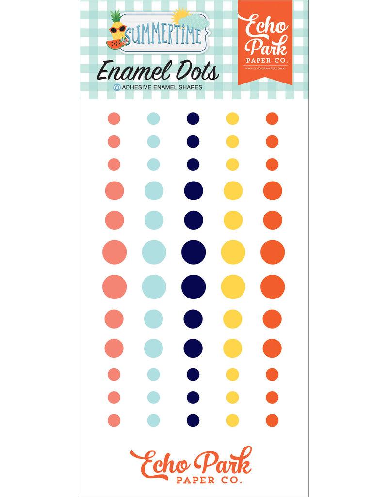 Echo Park EP Summertime Enamel Dots