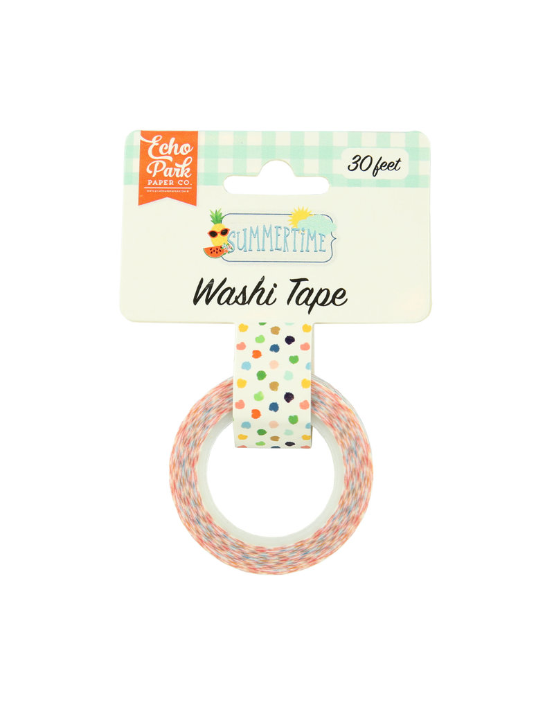 Echo Park EP Washi Tape -Summer Dot