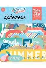 Echo Park EP Dive Into Summer Ephemera