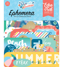 Echo Park EP Dive Into Summer Ephemera