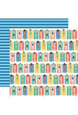 Echo Park EP Paper Dive into Summer: Beach Loungers