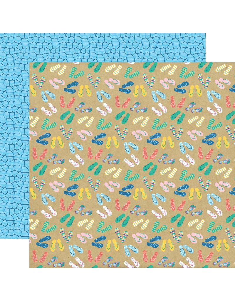Echo Park EP Paper Dive into Summer: Summer Shoes