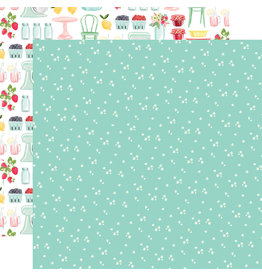 Carta Bella CB Paper Summer Market Tiny Flowers