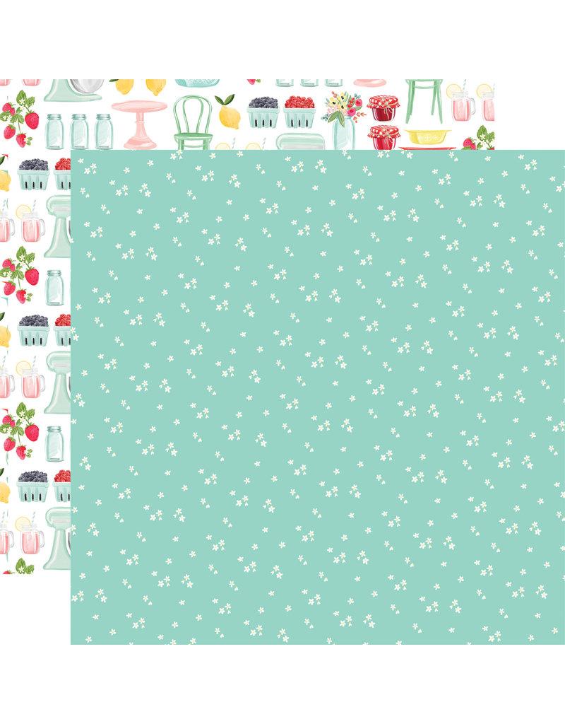 Carta Bella CB Paper Summer Market Tiny Flowers