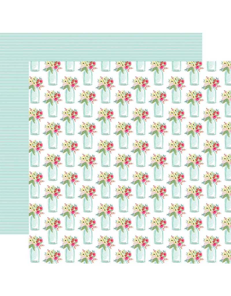 Carta Bella CB Paper Summer Market Sweet Summer Jars