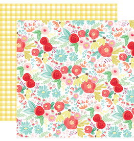 Carta Bella CB Paper Summer Market Summer Day Floral