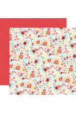 Carta Bella CB Paper Summer Market Best Summer Floral