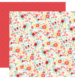 Carta Bella CB Paper Summer Market Best Summer Floral