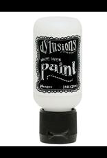 RANGER Dylusions Paint White Linen