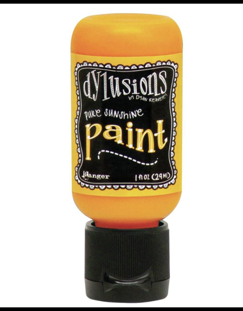 RANGER Dylusions Paint Pure Sunshine