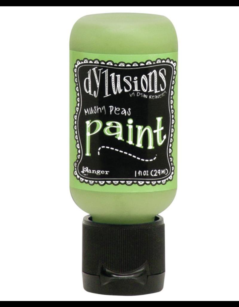 RANGER Dylusions Paint Mushy Peas