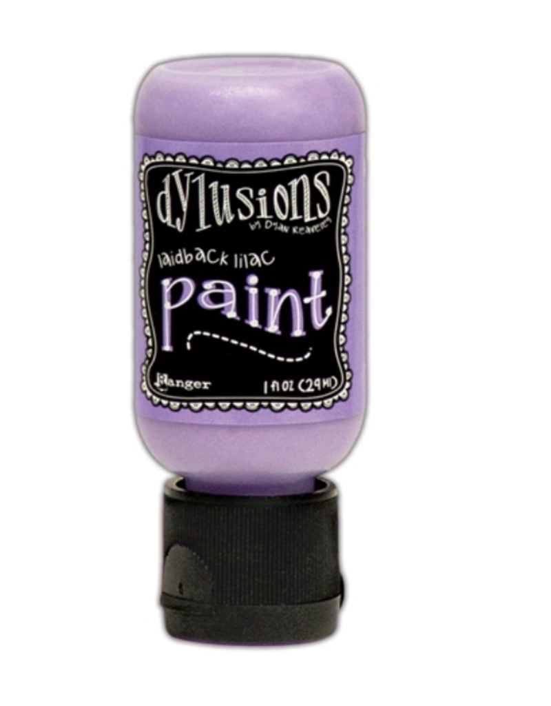 RANGER Dylusions Paint Laidback Lilac