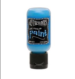 RANGER Dylusions Paint Blue Hawaiian