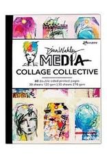 RANGER Ranger Dina Wakley Media Collage Col