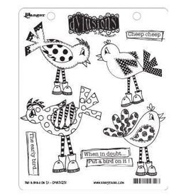 RANGER Ranger Dylusions Stamp Put A