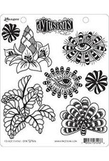 RANGER Dylusions Stamp Foliage Fillers