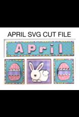 Creative Escape FD April Cut File