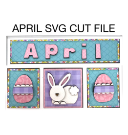 Creative Escape FD April Cut File