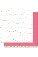 lawn fawn LF Paper hello sunshine remix - claire remix
