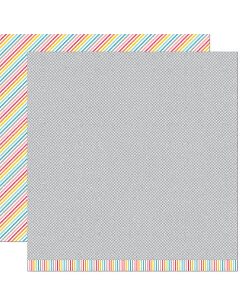 lawn fawn LF Paper hello sunshine remix - stella remix