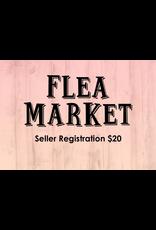 Creative Escape Flea Market Seller