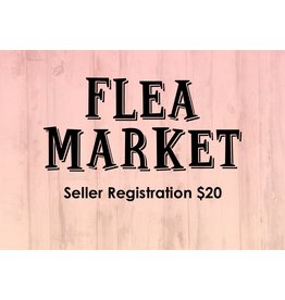 Creative Escape Flea Market Seller