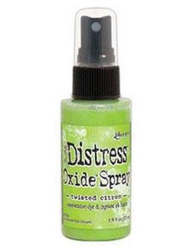 RANGER Distress Oxide Spray Twisted Citron