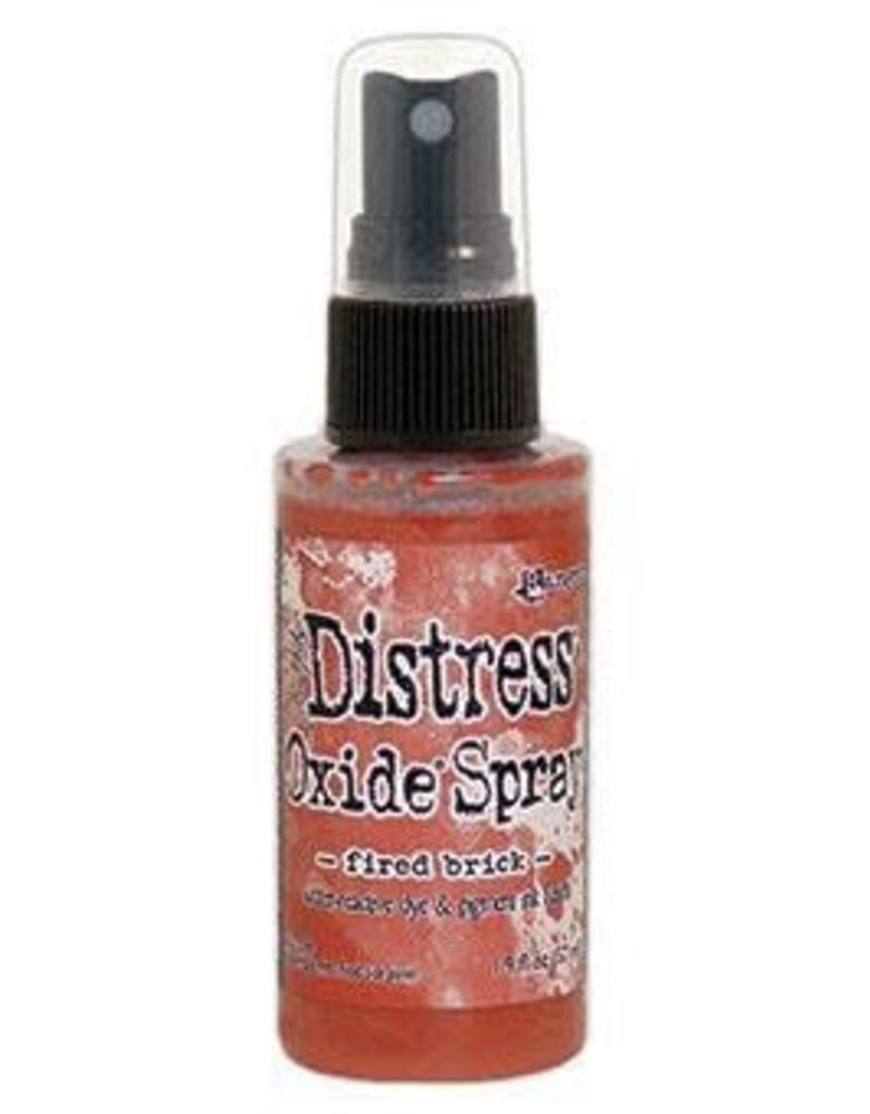 RANGER Distress Oxide Spray Fired Brick
