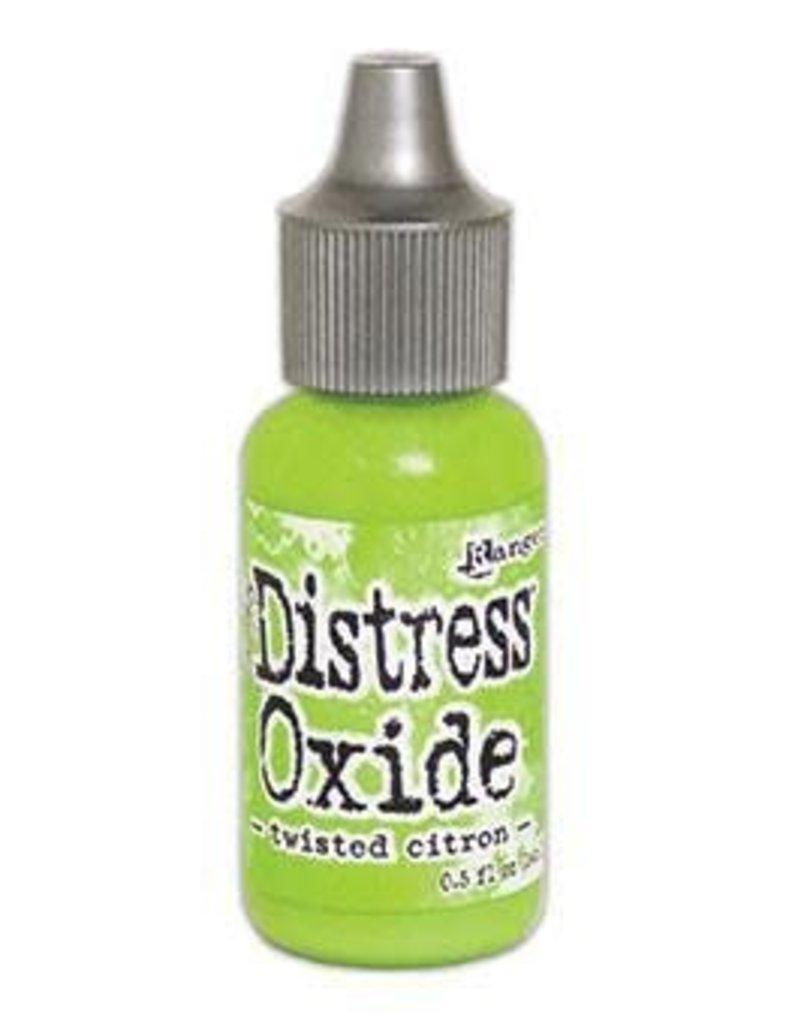 RANGER Distress Oxide Refill Twisted Citron