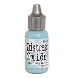 RANGER Distress Oxide Refill Tumbled Glass