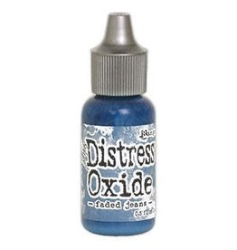 RANGER Distress Oxide Refill Faded Jeans