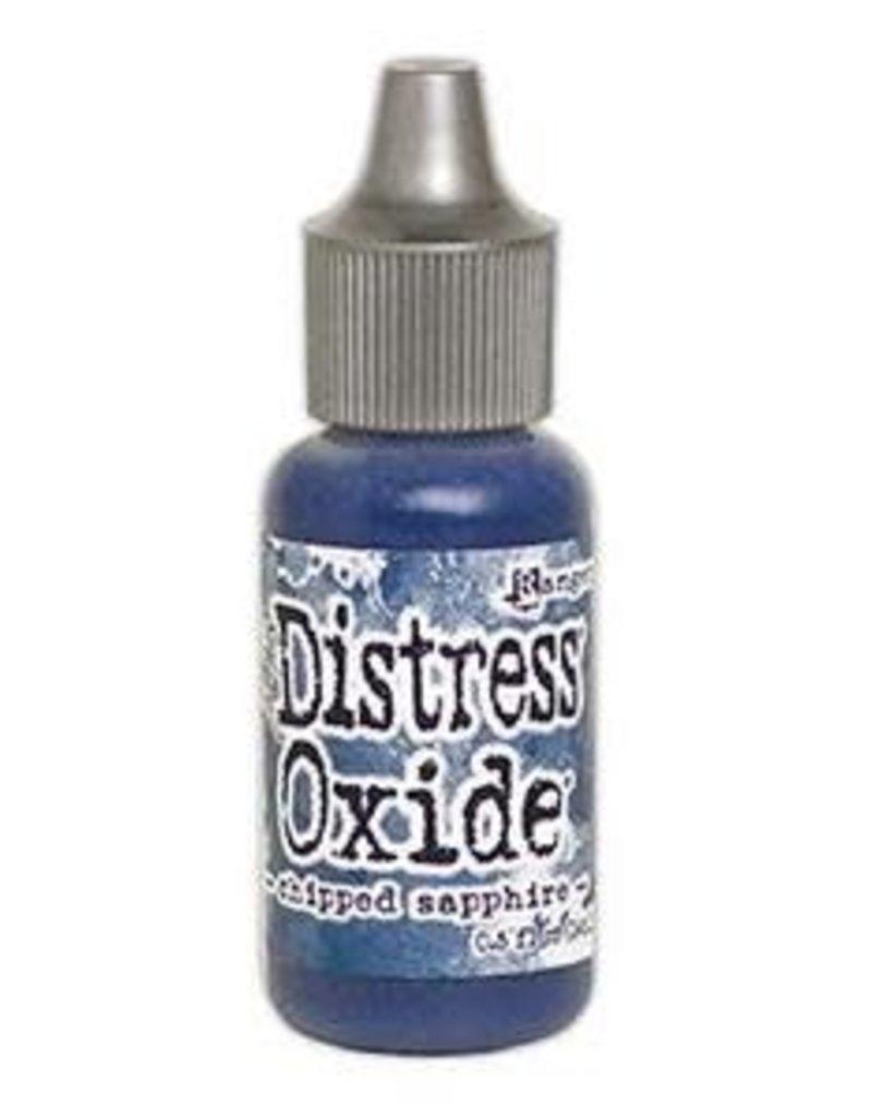 RANGER Distress Oxide Refill Chipped Sapphire