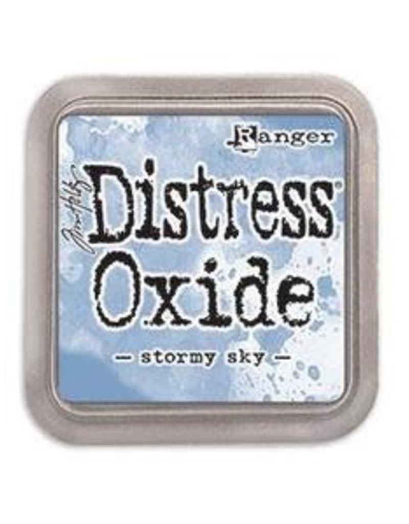 RANGER Distress Oxide Stormy Sky