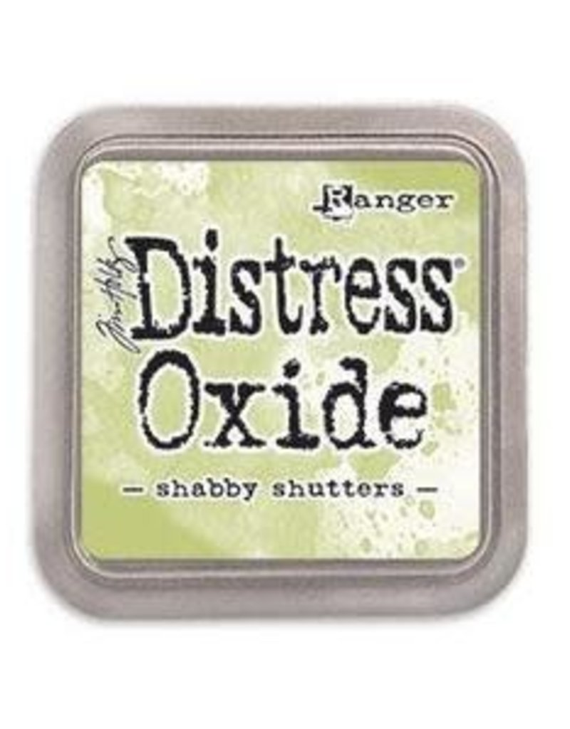 RANGER Distress Oxide Shabby Shutters