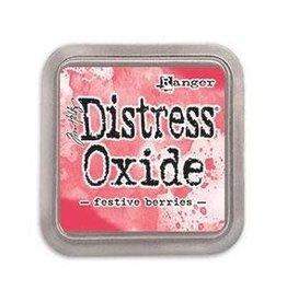 RANGER Distress Oxide Festive Berries
