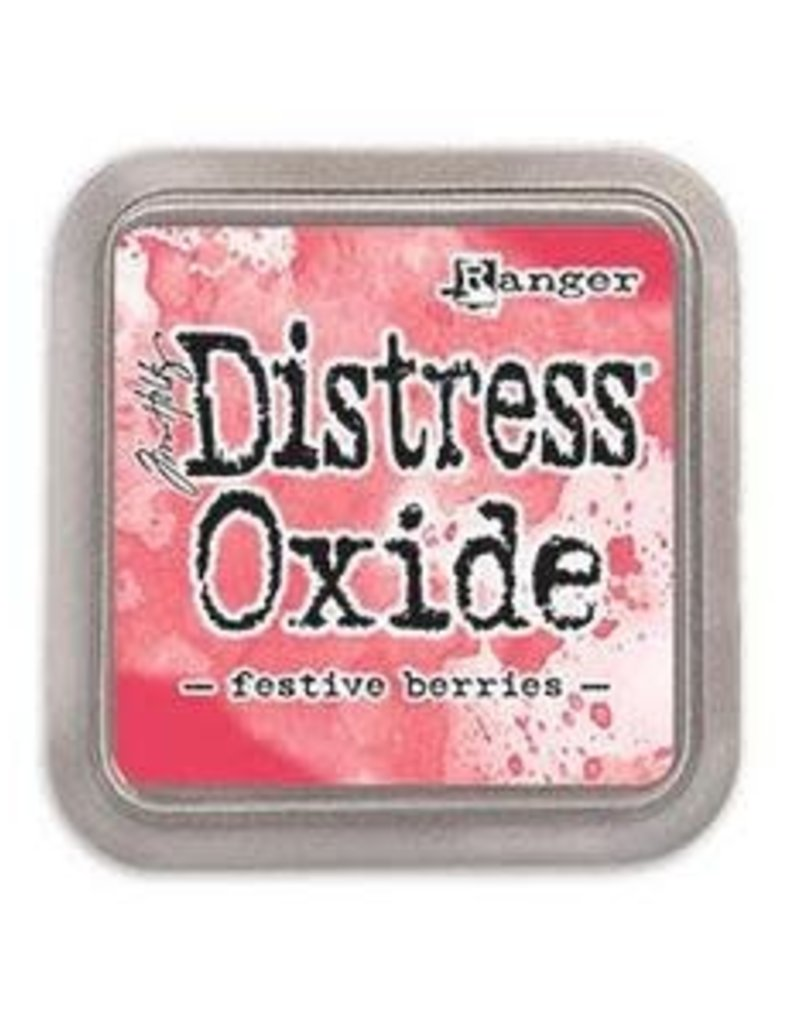 RANGER Distress Oxide Festive Berries