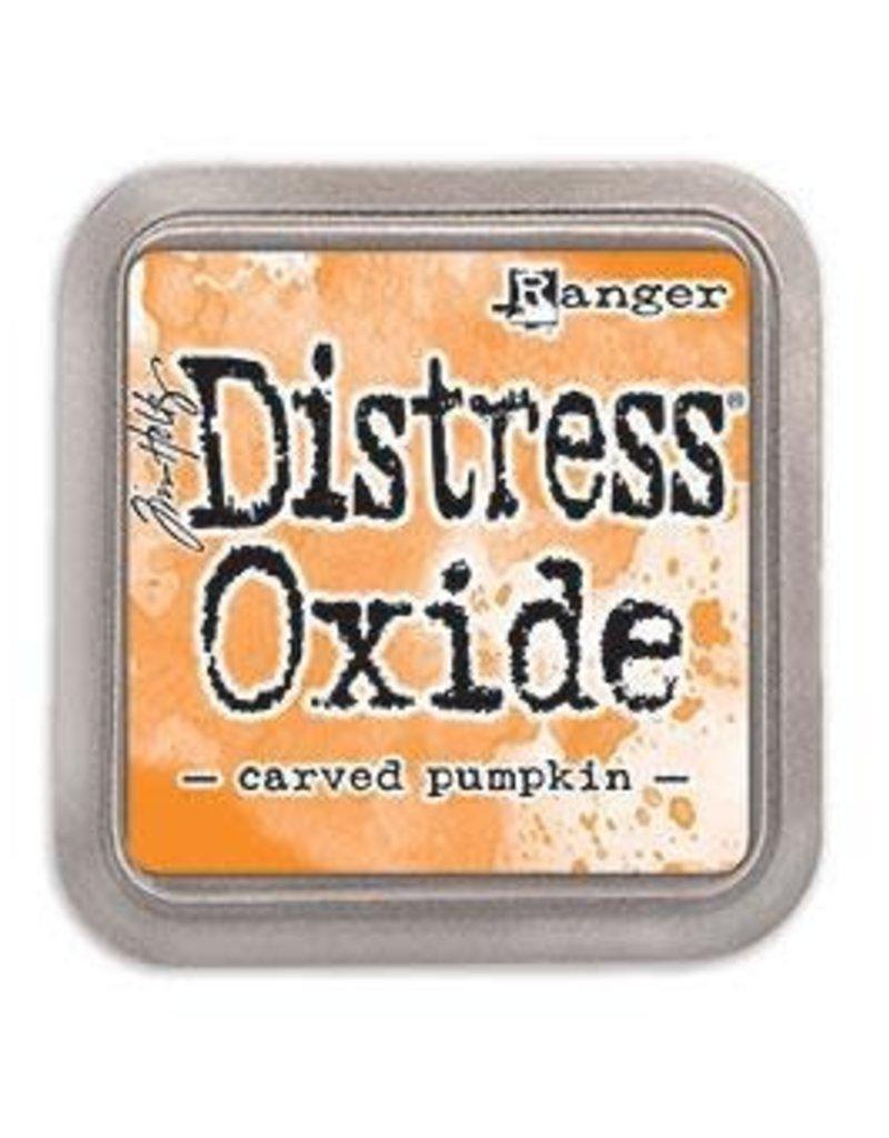 RANGER Distress Oxide Carved Pumpkin