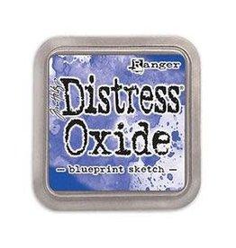 RANGER Distress Oxide Blueprint Sketch