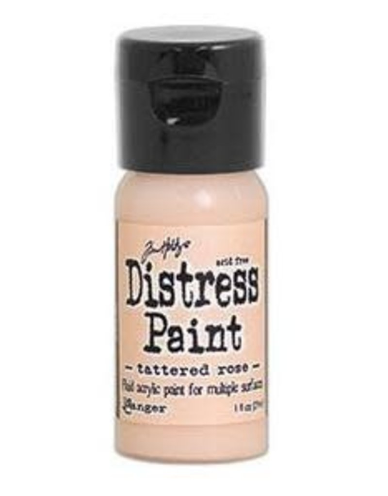 RANGER Distress Paint Tattered Rose
