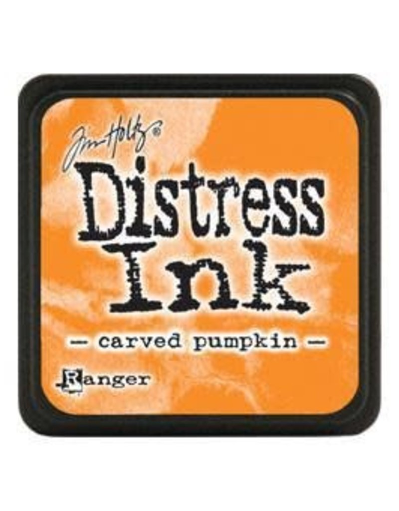 RANGER Distress Ink Mini Carved Pumpkin
