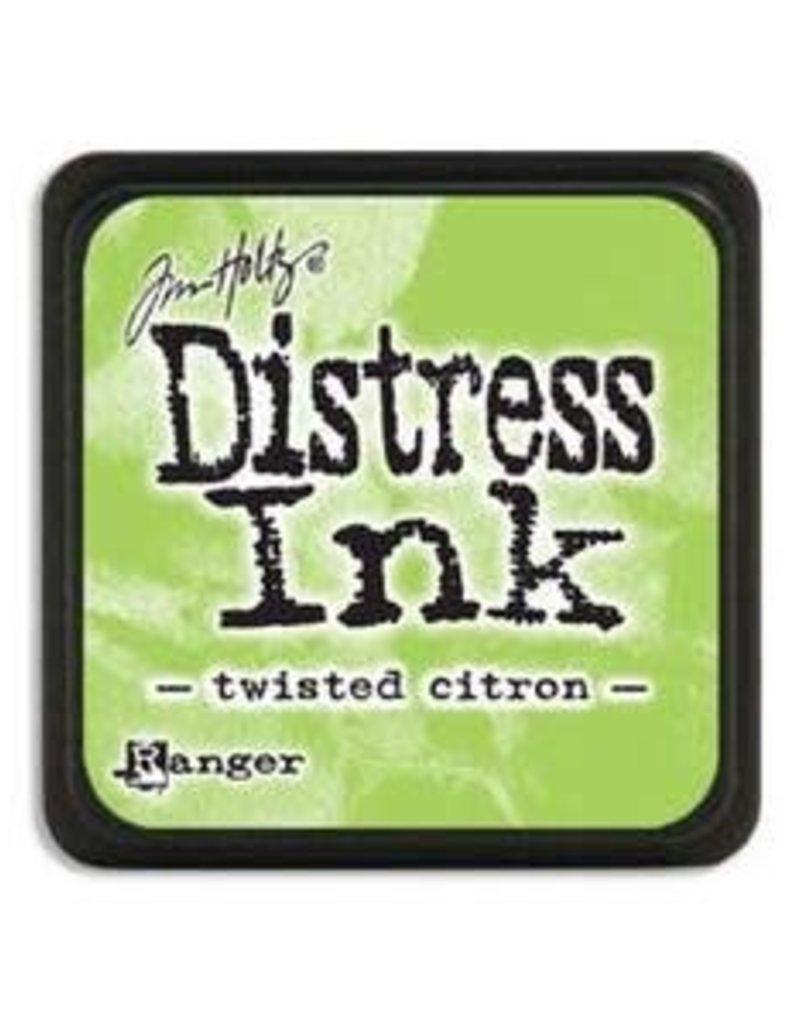 RANGER Distress Ink Mini Twist Citron
