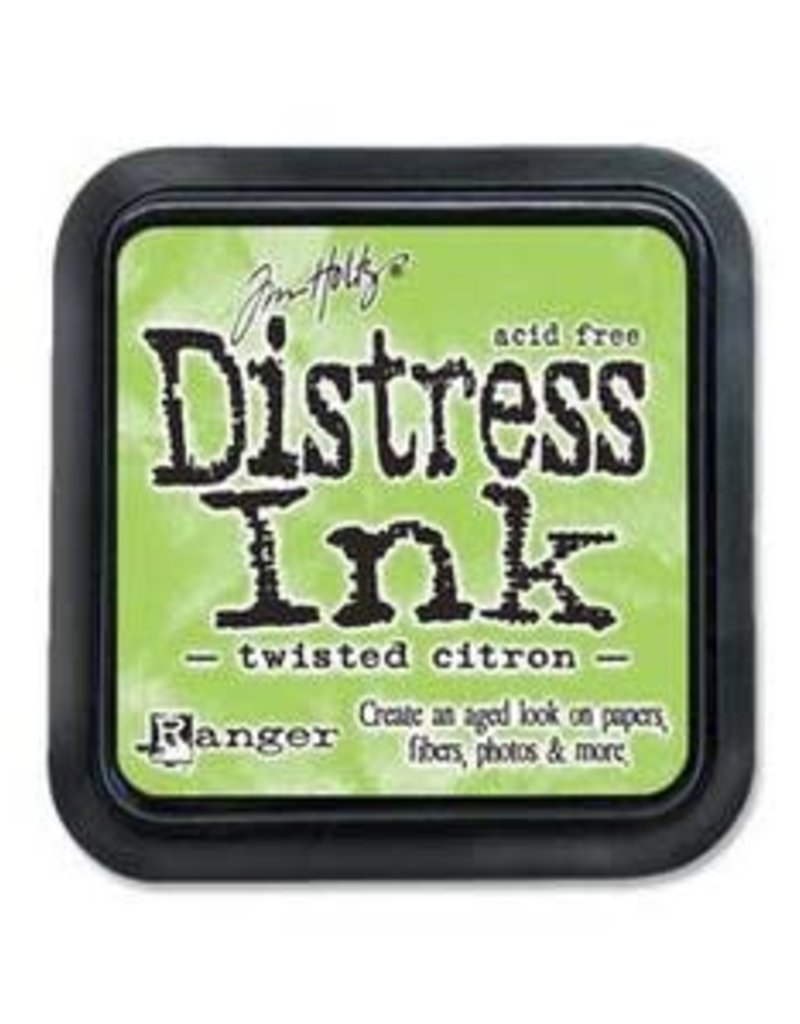 RANGER Distress Ink Twisted Citron