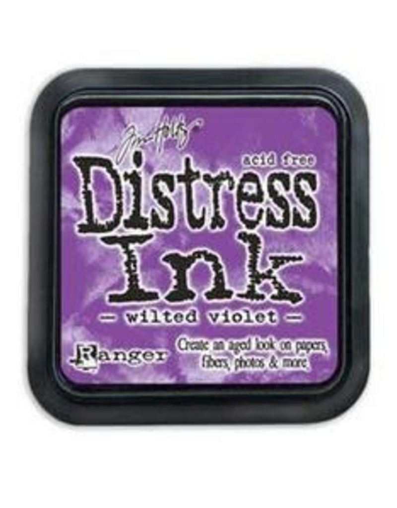 RANGER Distress Ink Wilted Violet